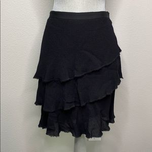 NWT L'AGENCE Tiered Skirt